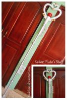 Sailor Pluto's Staff by TsukiLion