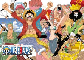 One Piece - New World by Kinzoshi