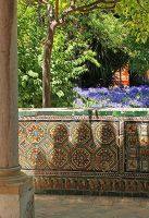 Peaceful and Exotic - The Gardens of Alcazar by AgiVega