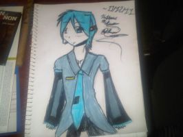 Hatsune Mikuo by Inner-instability