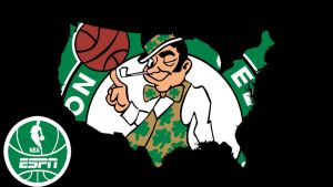 NBA USA:Boston Celtics by DevilDog360