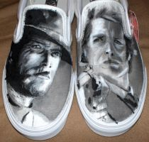 clint eastwood shoes by mishra1218