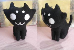 Vodka Mutini plushie by Kur0-chan
