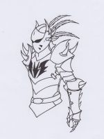 Dragon armour Redesign by Nimrohd