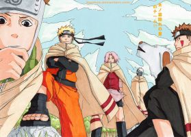 Special team of Konoha by emukcs