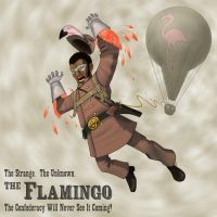 Remake - The Flamingo by DBed