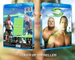 WWE SummerSlam 2002 Custom Blu-Ray Cover by TheReller