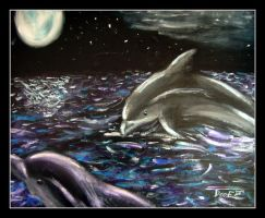 Dolphins by Devil-Wolf-1999