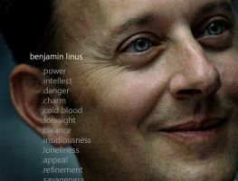 Benjamin Linus by Lecsica by MichaelEmersonClub
