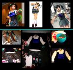 Xiaoyu Cosplay Progress by Narxinba222