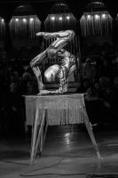 Contortionist by JamesGravell