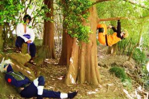 naruto never rest by UtterPhailPro