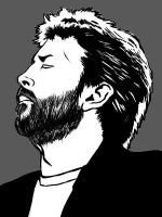 Eric Clapton by Liko