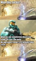 Red vs Blue Tonka Truck by Dustiniz117
