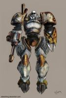 RM Mecha by sketchling