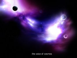 the voice of cosmos by nisht
