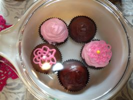 Mother's Day Cupcakes 2 by LexC7