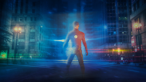 The Flash by Aste17
