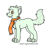 Custom Minty Mutt for specs117 by CoolUsernameIsHere