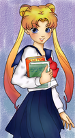 Wb Sailor Moon Coloring Contest By Taho by hoshi-chii