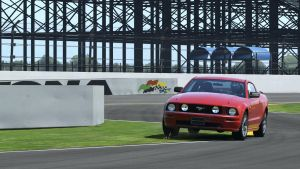 GT5: Grand-Am CTS GS Remakes: Ford Mustang GT by K9RASArt