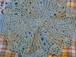 crochet doily 4 by animemama-100