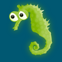 Seahorse by ClumsyBoy