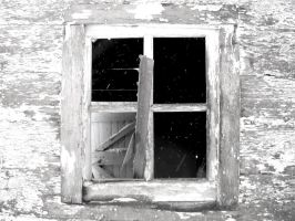 No Glass Window by rosesnsuch