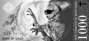Gaga currency I by empatia