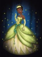 Tiana by enigmawing
