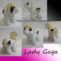 Baby Lady Gaga by AnimeAmy