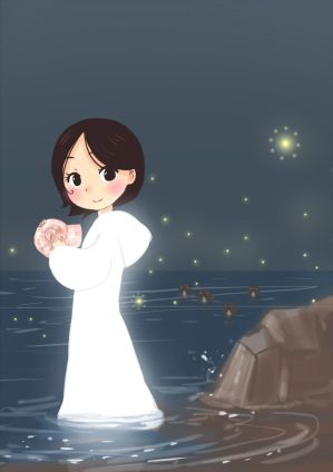 Song of The Sea - Saoirse