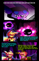 RS: royal nightmares [page1] - hunter event 2 by Pikachim-Michi