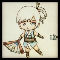 Chibi Lin ^3^ by Laurits10