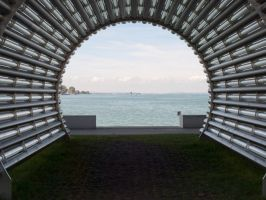 Lake Constance in iron tunnel1 by Wolves-PSD