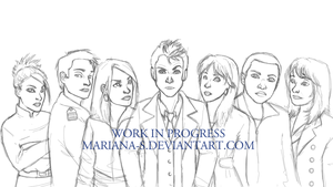 WIP - Children of Time by Mariana-S