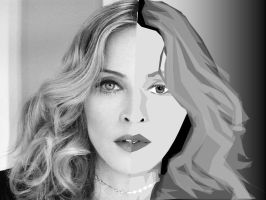 Madonna Louise Ciccone 2 by haveacookie