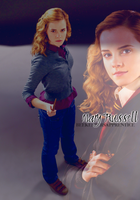 Mary Russell by DaniNinjaWarrior