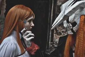 Bleach: Face to face by AkinoAme-chan