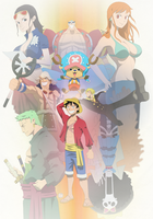 One Piece by DennisBell