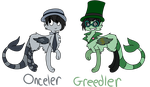Onceler/Greedler Toka by Black-Rose-Emy