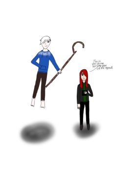 My OC and Jack by Timelady1158