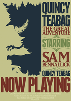 Quincy Teabag: The Movie 3 by kaolincash