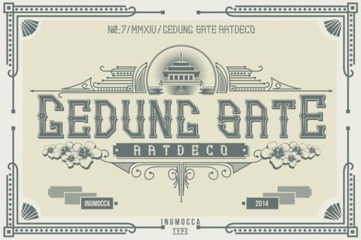 Gedung Sate Artdeco by inumocca