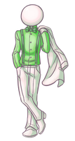 Commission - Doc Scratch by SonicRocksMySocks