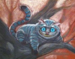 The Cheshire Cat by Laroche