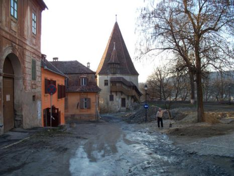 Sighisoara 3 by Lady-Xythis