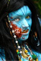 Zombie Na'vi by Isabelle-faith