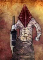 Pyramid Head by Alola07