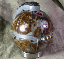 Thermal Detonator: Weathered 1 by The-Oubliette